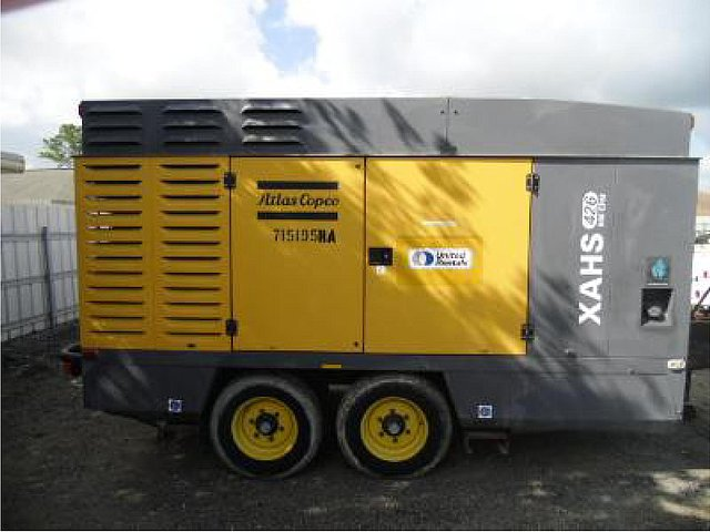 2007 ATLAS COPCO XAHS 900CD Photo