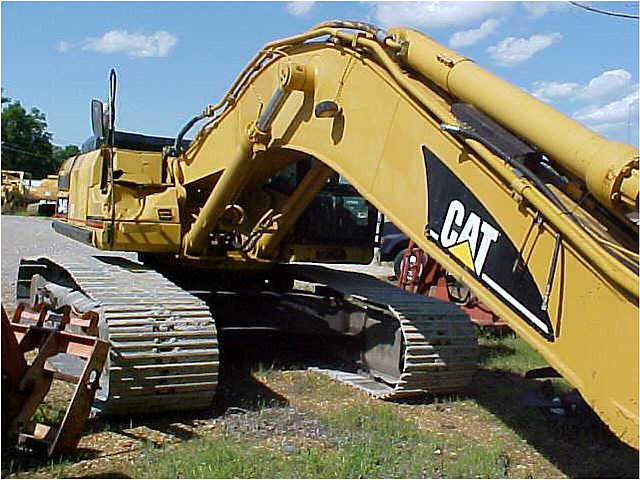 02 CATERPILLAR 345B II
