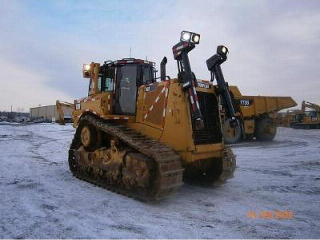 2012 CATERPILLAR D8T Photo