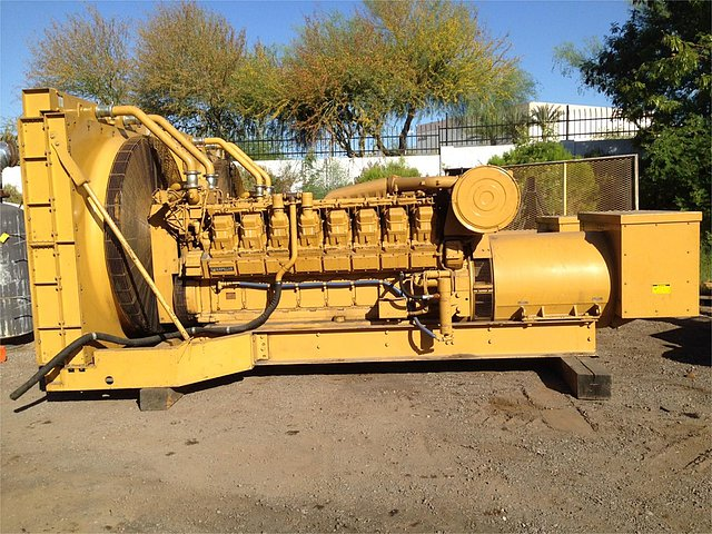 1992 CATERPILLAR 3516 Photo