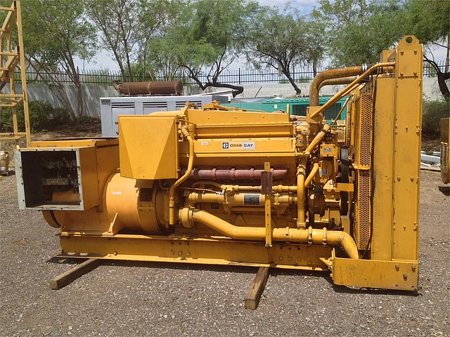 1976 CATERPILLAR D348 Photo