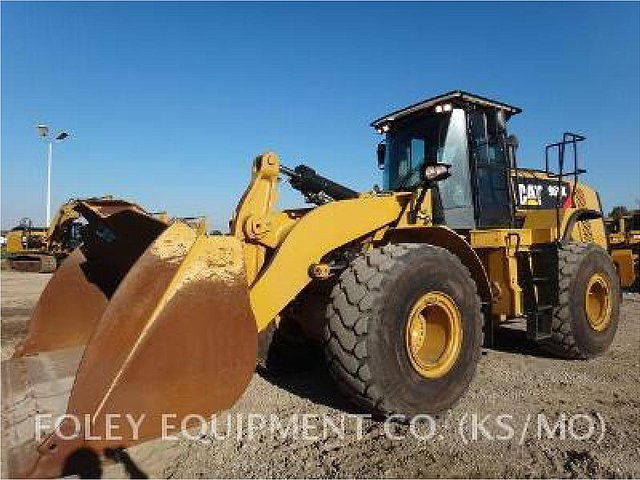 2013 CATERPILLAR 966K Photo