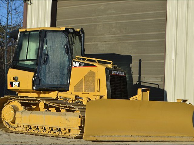 2008 CATERPILLAR D4K LGP Photo