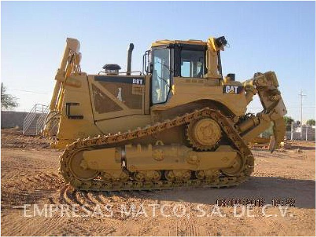 2008 CATERPILLAR D8T Photo