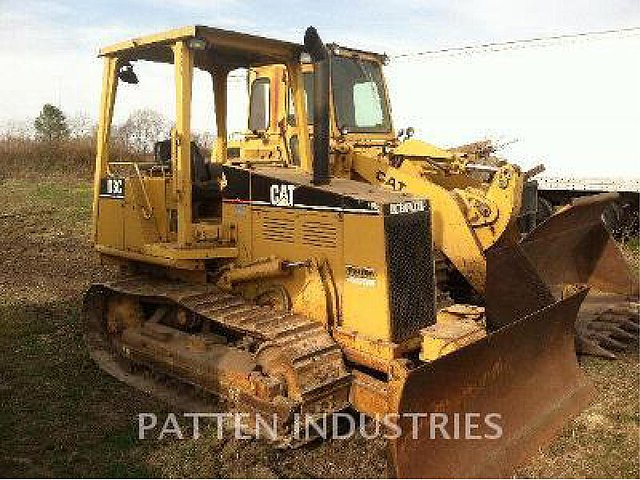 1995 CATERPILLAR D3C III Photo