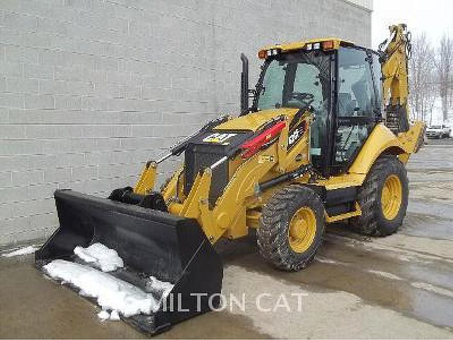 2012 CATERPILLAR 420F IT Photo