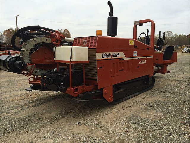 1998 DITCH WITCH JT4020 Photo
