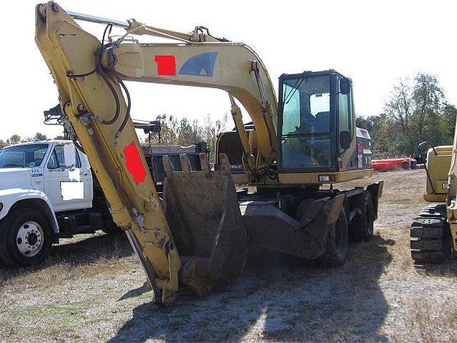 2007 CATERPILLAR M315 Photo