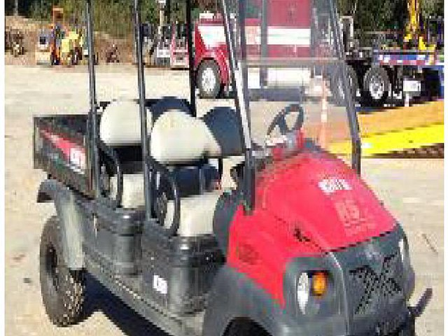 2011 CLUB CAR XRT1550GSE Photo
