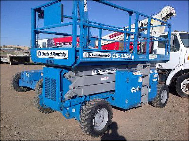 2008 GENIE GS3384RT Photo