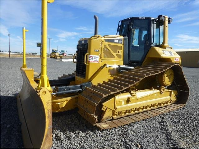 2012 CATERPILLAR D6N LGP Photo