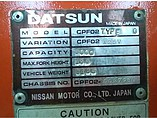 1981 DATSUN CPF02 Photo #6