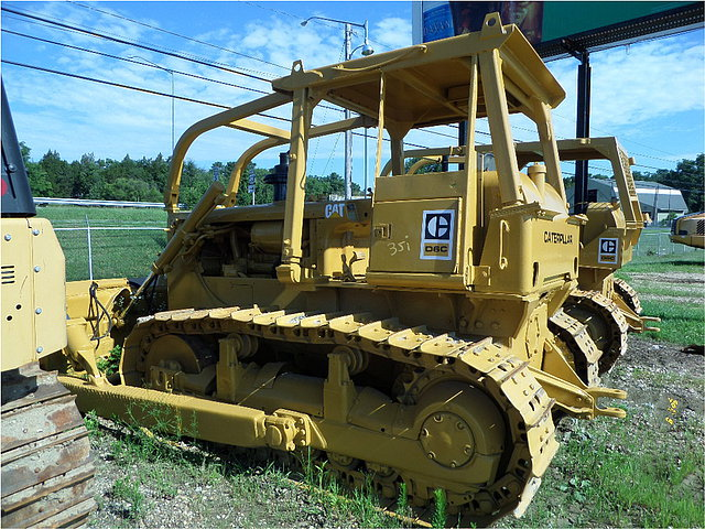 1976 CATERPILLAR D6C Photo