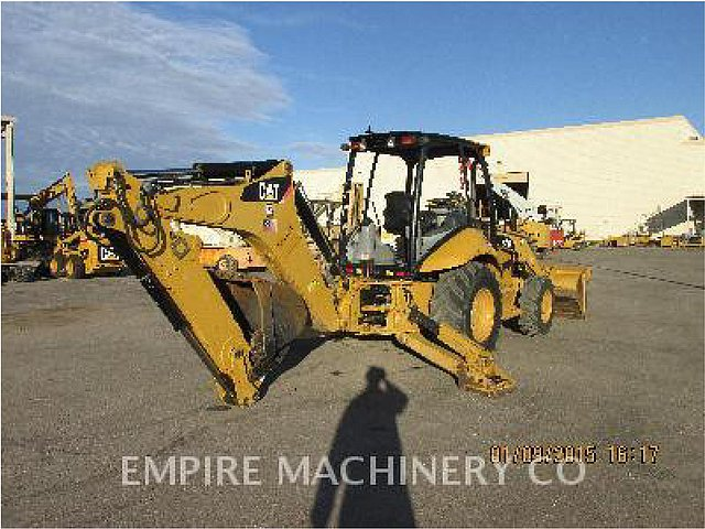2010 CATERPILLAR 420E Photo