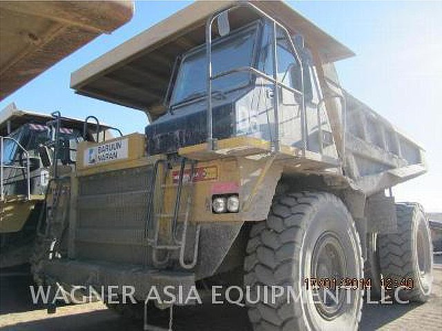 2011 CATERPILLAR 773E Photo