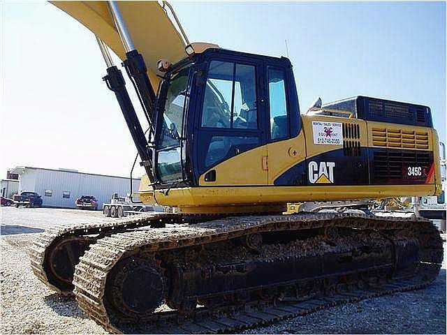 2008 CATERPILLAR 345CL Photo