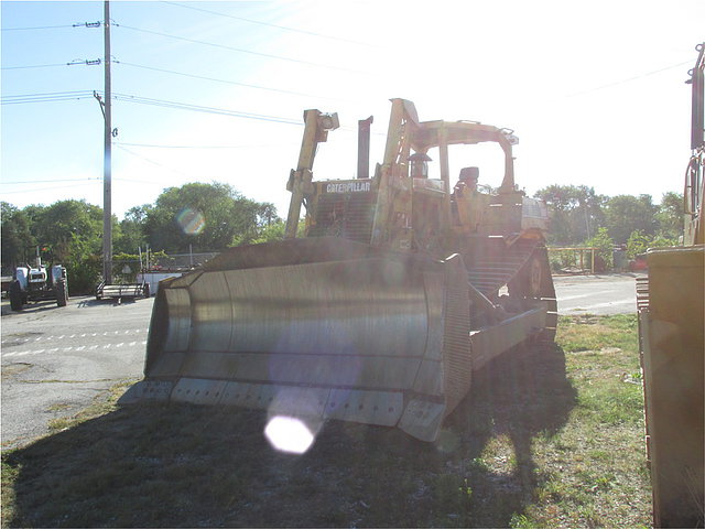 1990 CATERPILLAR D8N Photo