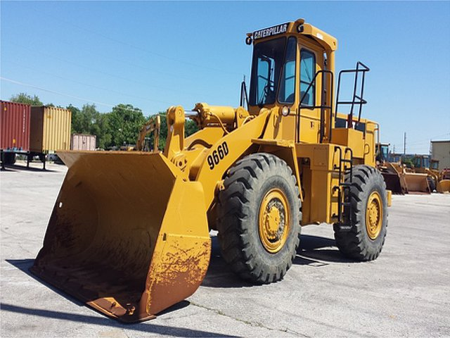 1984 CATERPILLAR 966D Photo