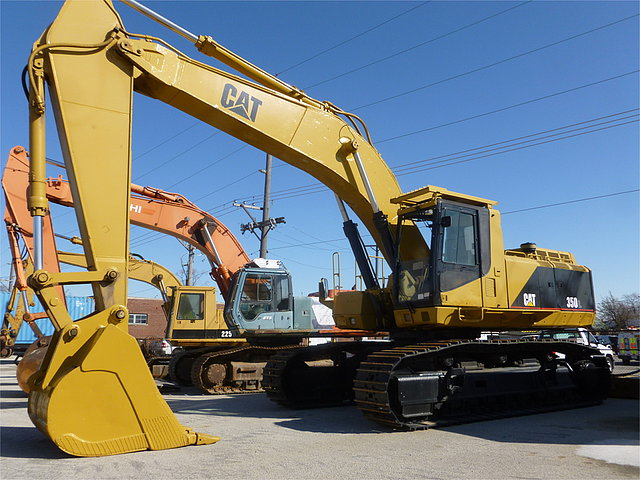 1996 CATERPILLAR 350L Photo