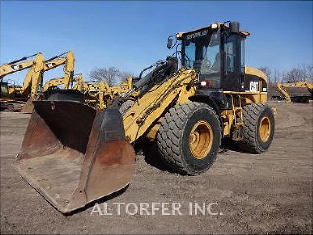 2004 CATERPILLAR 924G Photo
