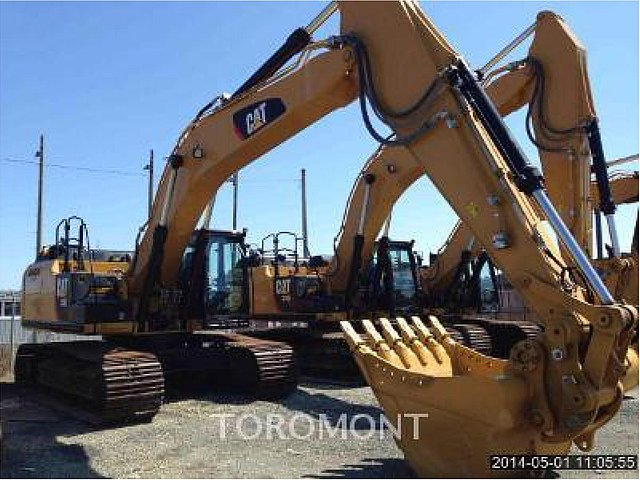 2014 CATERPILLAR 336EL Photo
