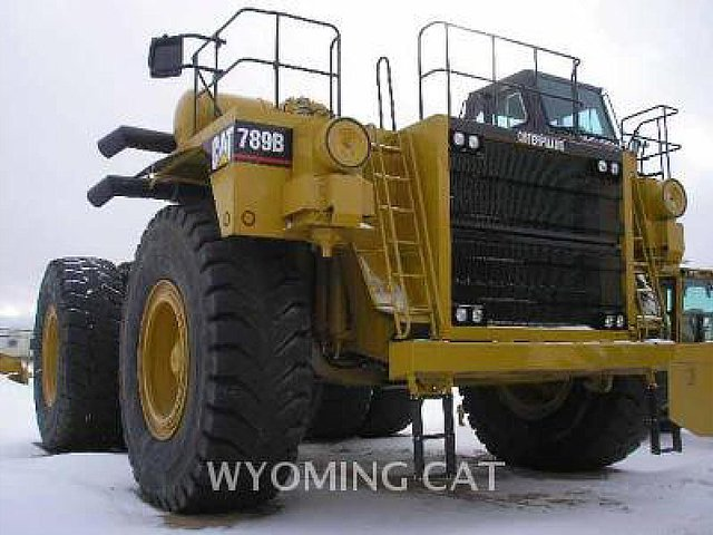 1994 CATERPILLAR 789B Photo