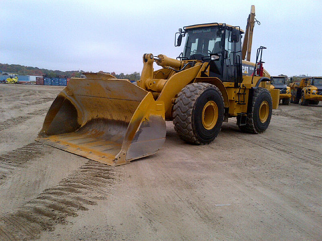 2013 CATERPILLAR 972H Photo