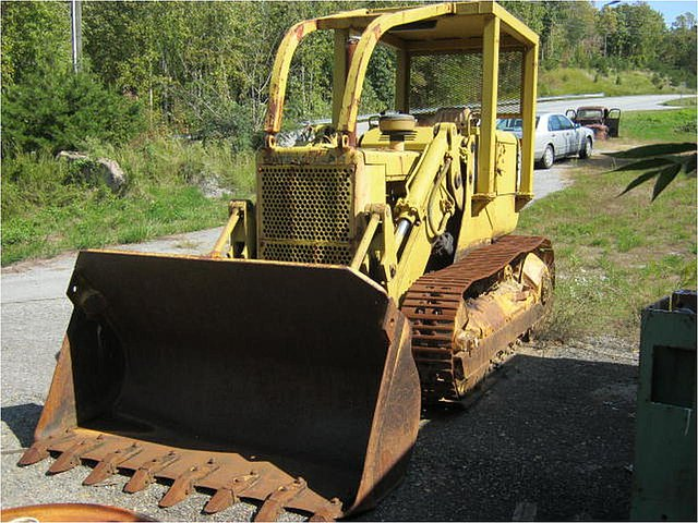 1970 CATERPILLAR 941 Photo