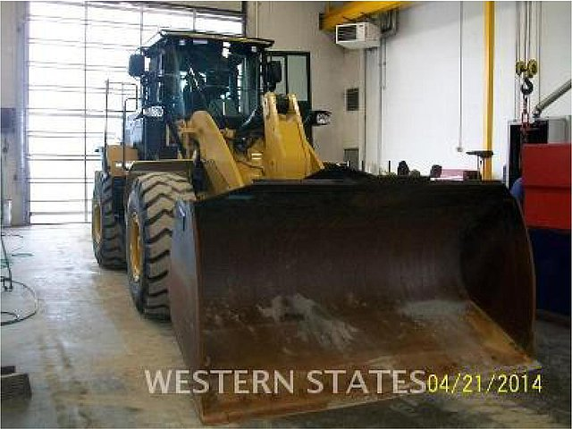 2012 CATERPILLAR 950K Photo