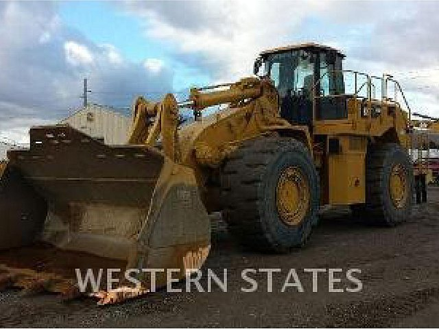 2011 CATERPILLAR 988H Photo