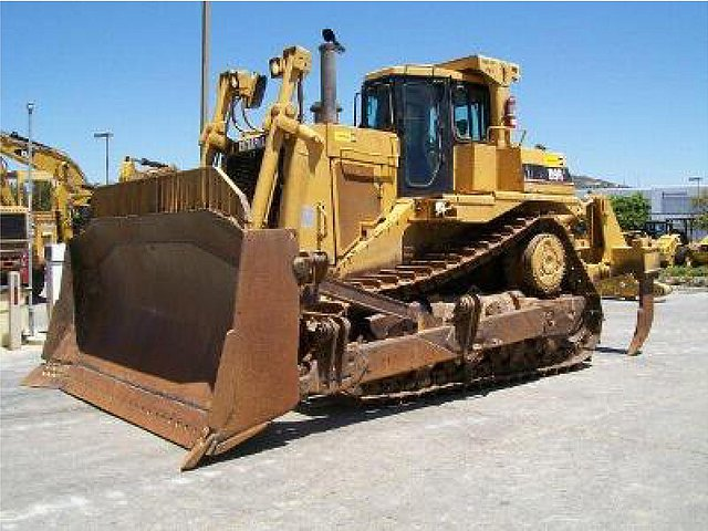 2003 CATERPILLAR D9R Photo