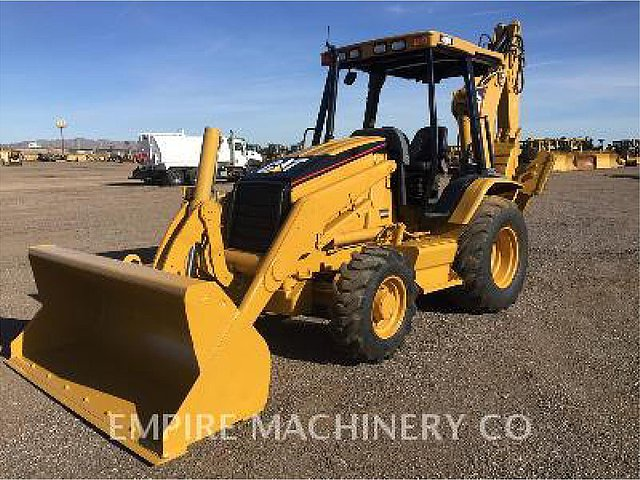 2005 CATERPILLAR 420D Photo