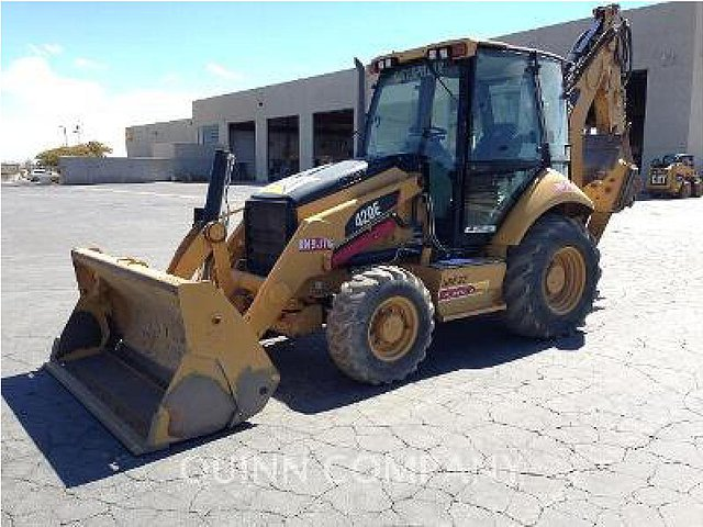 2011 CATERPILLAR 420E ST Photo