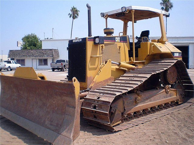 1999 CATERPILLAR D6M LGP Photo