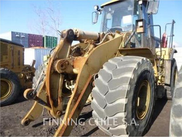 2008 CATERPILLAR 966H Photo