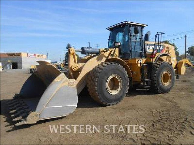 2012 CATERPILLAR 972K Photo