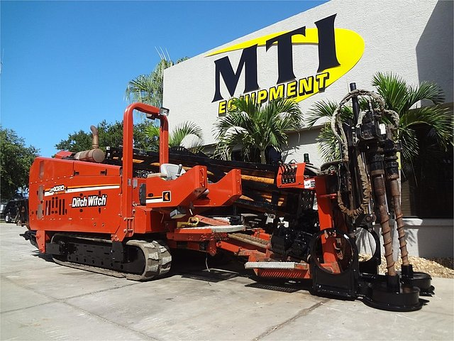 2008 DITCH WITCH JT4020AT Photo