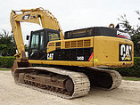 2010 CATERPILLAR 345DL Photo #3