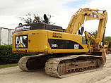 2010 CATERPILLAR 345DL Photo #6