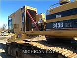 2002 CATERPILLAR 345B MH Photo #6