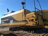 2002 CATERPILLAR 345B MH Photo #10