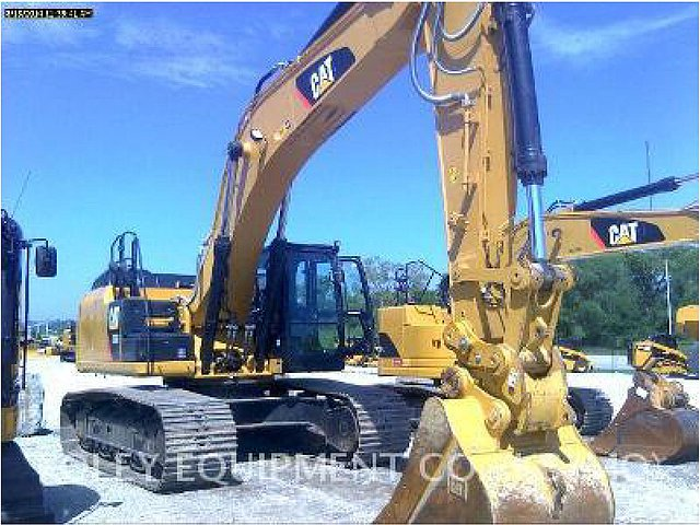 2012 CATERPILLAR 336EL Photo