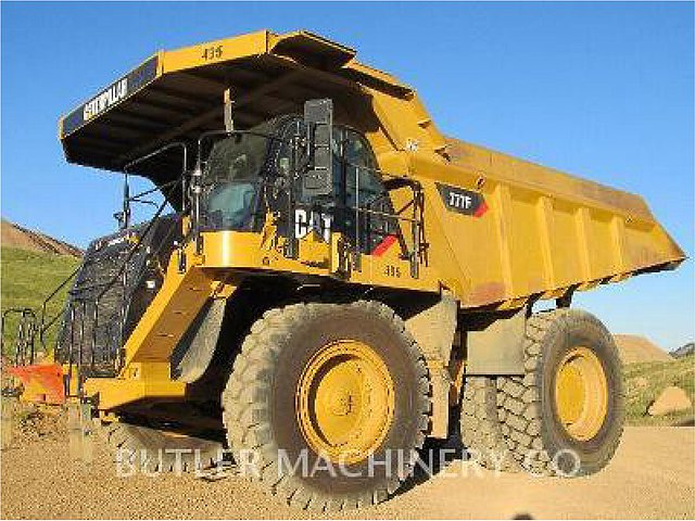 2012 CATERPILLAR 777F Photo