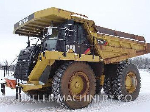2010 CATERPILLAR 777F Photo