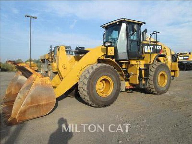 2012 CATERPILLAR 962K Photo