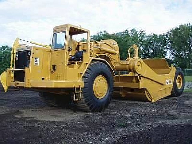 1977 CATERPILLAR 631D Photo