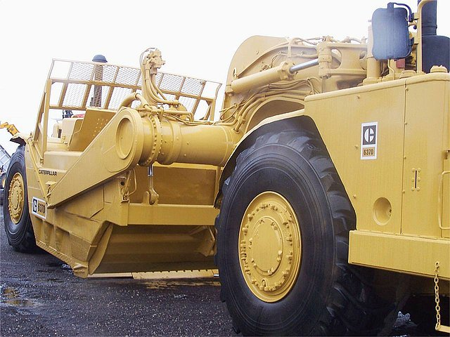 1979 CATERPILLAR 637D Photo
