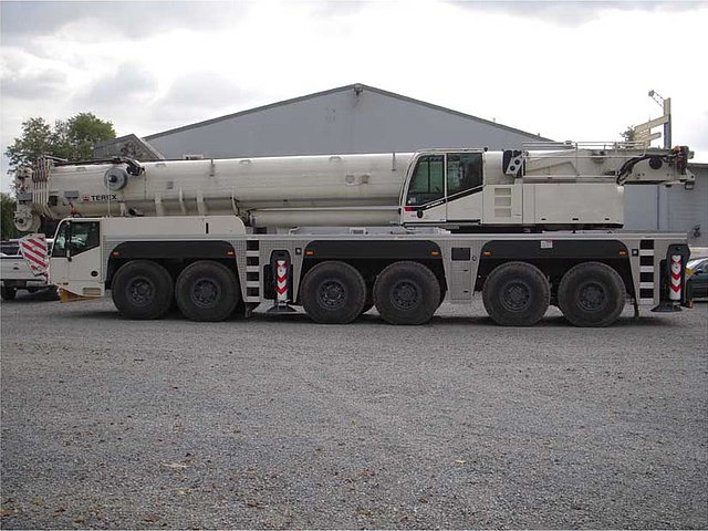2013 DEMAG AC250 Photo
