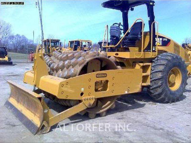 2012 CATERPILLAR CP56 Photo