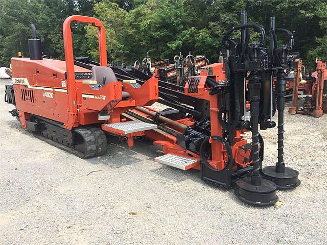 2000 DITCH WITCH JT4020 MACH 1 Photo